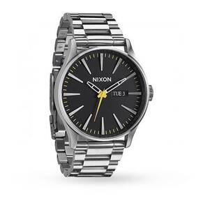Nixon Men's The Sentry Ss Watch A356-2227