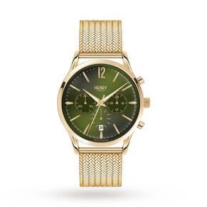 Henry London Men's Chiswick Chronograph Watch HL41-CM-0108