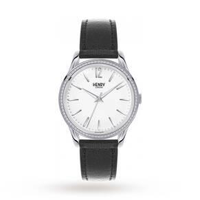 Henry London Unisex Edgware Watch HL39-SS-0019