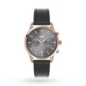 Henry London Unisex Finchley Chronograph Watch HL39-CS-0122