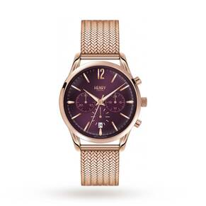Henry London Unisex Hampstead Chronograph Watch HL39-CM-0088