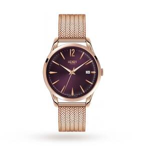 Henry London Unisex Hampstead Watch HL39-M-0078
