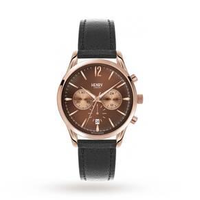 Henry London Unisex Harrow Chronograph Watch HL39-CS-0054