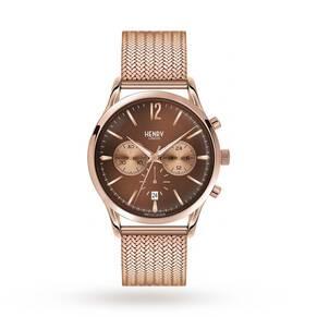 Henry London Men's Harrow Chronograph Watch HL41-CM-0056