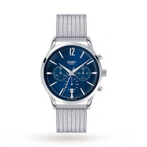 Henry London Men's Knightsbridge Chronograph Watch HL41-CM-0037