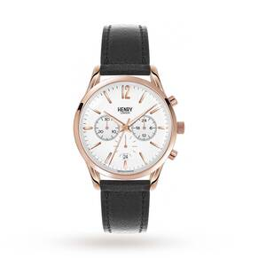 Henry London Unisex Richmond Chronograph Watch HL39-CS-0036