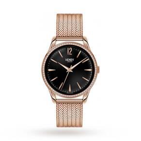 Henry London Unisex Richmond Watch HL39-SM-0030