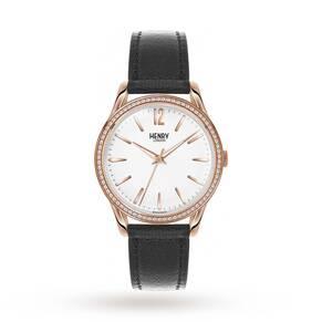 Henry London Unisex Richmond Watch HL39-SS-0032