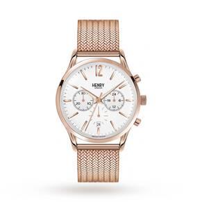 Henry London Men's Richmond Chronograph Watch HL41-CM-0040