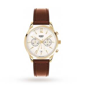 Henry London Unisex Westminster Chronograph Watch HL39-CS-0014