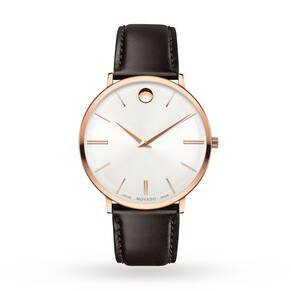 Movado Men's Ultra slim Watch