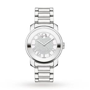 Ladies Movado Bold Watch 3600254