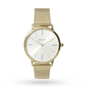 Paul Smith Watch Ma Gold