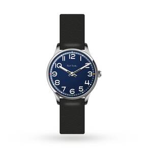 Paul Smith Tempo 41mm Men's Stainless Steel Strap Watch
