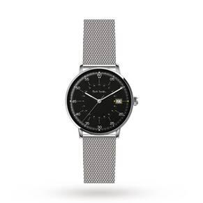 Paul Smith Gauge 41mm Men's Stainless Steel Bracelet Watch