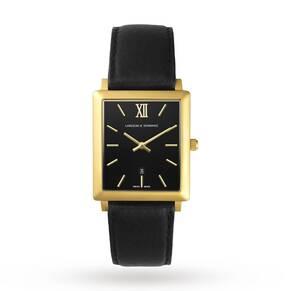 Larsson & Jennings Unisex Norse 40 Black Watch
