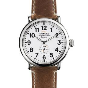 Shinola The Runwell 47mm Mens Watch