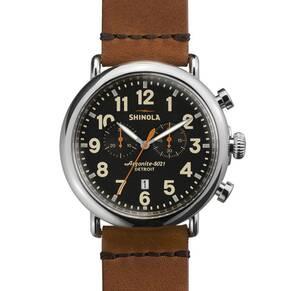 Shinola The Runwell 41mm Chronograph Watch