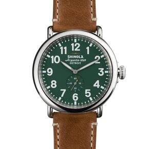 Shinola The Runwell 41mm Unisex Watch