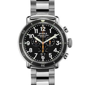 Shinola The Runwell Sport 48mm Chronograph Watch