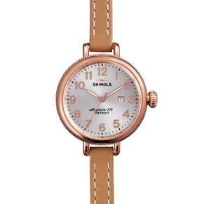 Shinola The Birdy 34mm Ladies Watch