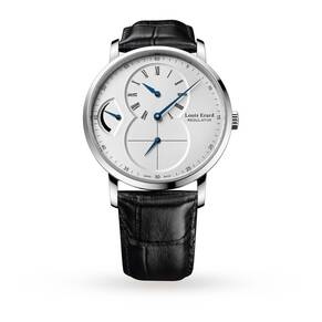 Louis Erard Excellence Reglator Power Reserve Mens Watch