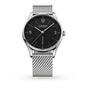 Louis Erard Heritage Classic Day Date Mens Watch