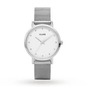Ladies Cluse Pavane Mesh Watch CL18301
