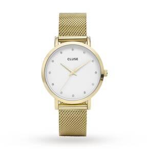 Ladies Cluse Pavane Mesh Watch CL18302
