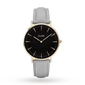 Ladies Cluse La Boheme Gold Watch CL18411