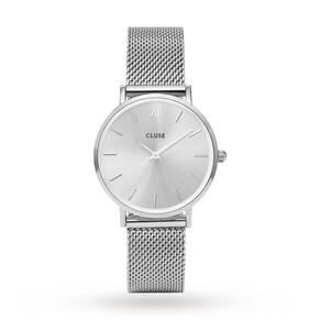 Ladies Cluse Minuit Mesh Watch CL30023