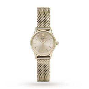 Ladies Cluse La Vedette Mesh Watch CL50003