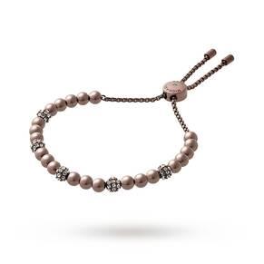 Michael Kors Sable Rose Gold Tone Cubic Zirconia Bracelets