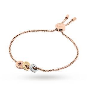Michael Kors Tri Tone Bracelet MKJ6338998