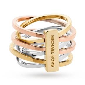 Michael Kors Three Colour Ring