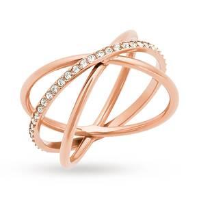Michael Kors Rose Coloured Brilliance Ring