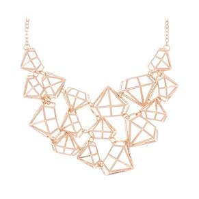 Ted Baker Jewellery Gleda Tiny Geometric Bow Necklaces