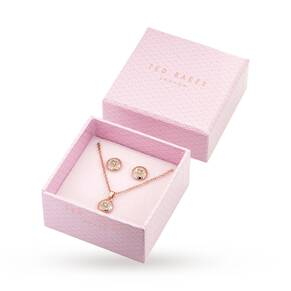 Ted Baker Pendant and Earring set