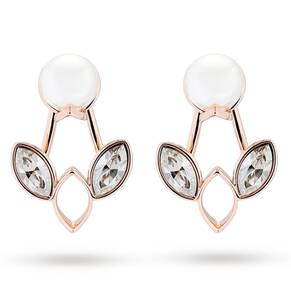 Ted Baker Rose Gold Plated Navii Earrings