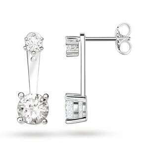 Thomas Sabo Glam & Soul Cubic Zirconia Stud Earrings