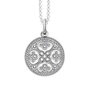 Thomas Sabo Ladies Glam And Soul 925 Sterling Silver Necklace