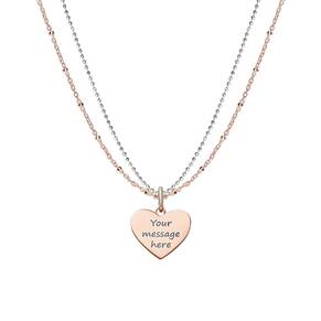 Thomas Sabo Ladies' Sterling Silver Necklaces