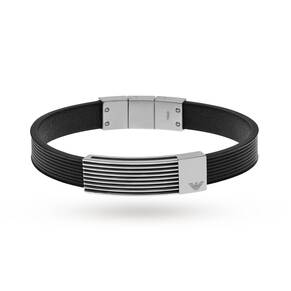 Emporio Armani Jewellery Men's Stainless Steel Bracelet