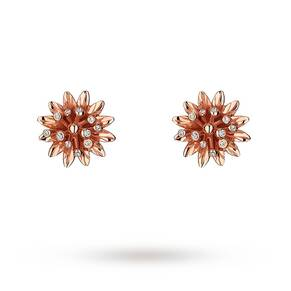 Gucci Flora Ring Studs