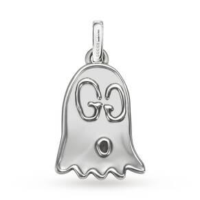 Gucci Silver Ghost Charm