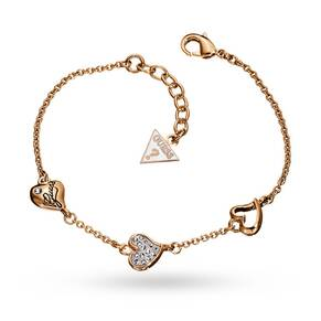 Guess Triple Heart Bracelet