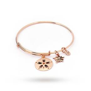 Chrysalis Sand Dollar Expandable Bangle