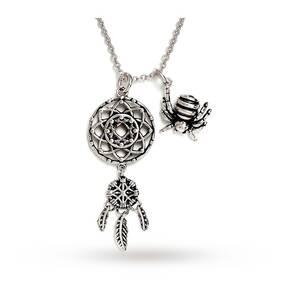 Chrysalis Dream Catcher Expandable Necklace