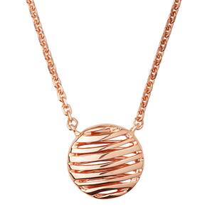 Links of London Thames Rose Gold Vermeil Necklace