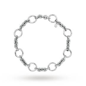 Links of London Sterling Silver Mini Belcher Bracelet